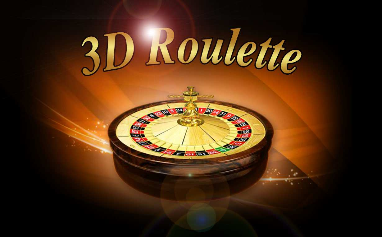 Playtech 3d roulette free